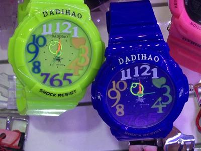 ん?この時計どこかで見たことあるぞ?
